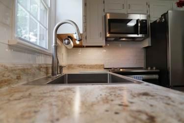 Kitchen Renovation Appomattox, VA • Click to view enlargement