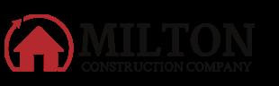Milton Construction Logo Trademark