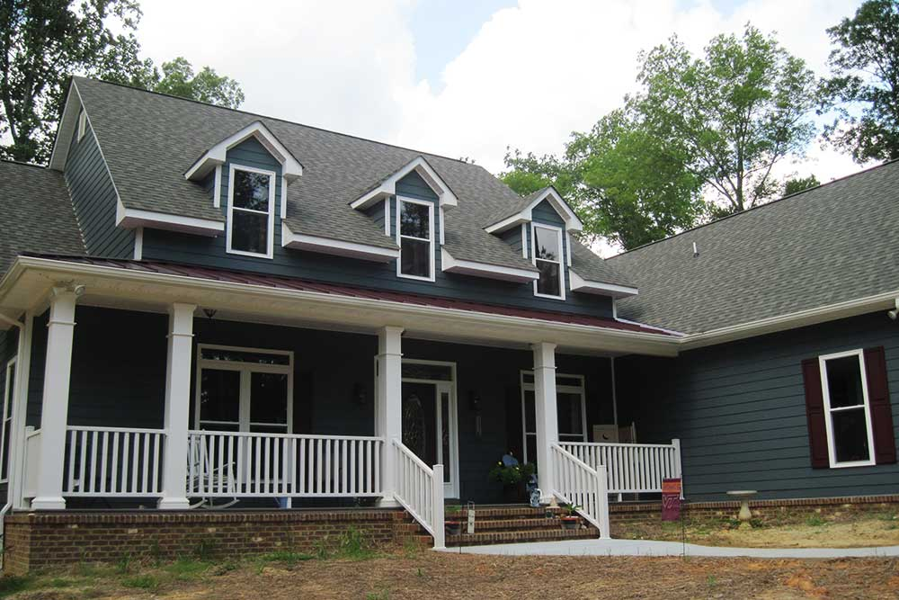 Custom home in Appomattox, VA