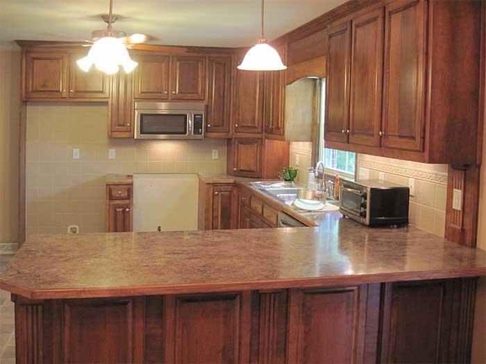 Kitchen Remodel, Appomattox, VA