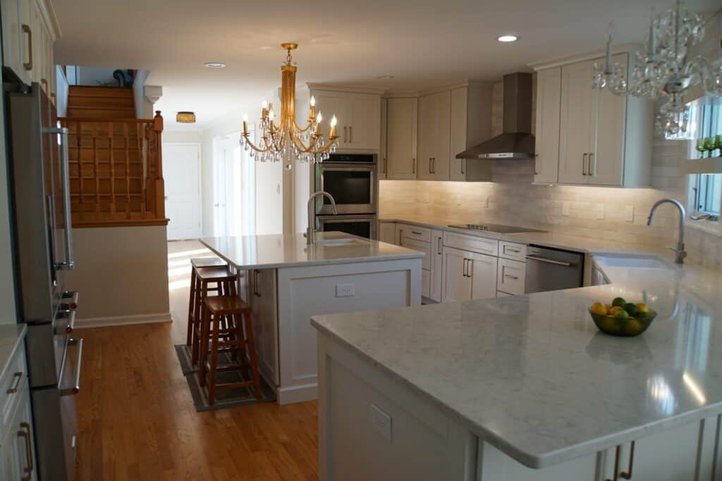 Lynchburg Kitchen Remodeling Contractor in Concord