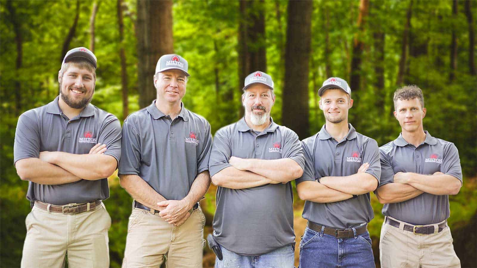 Milton Construction Team