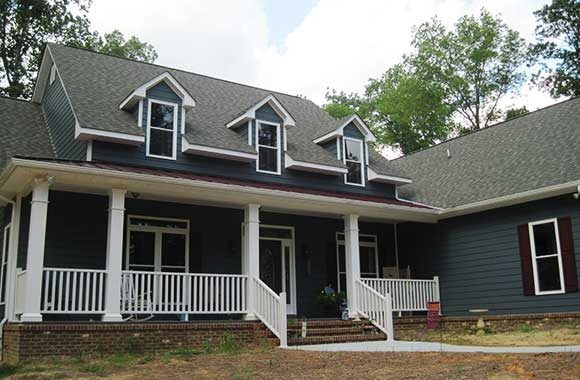 Custom Home in Appomattox, VA