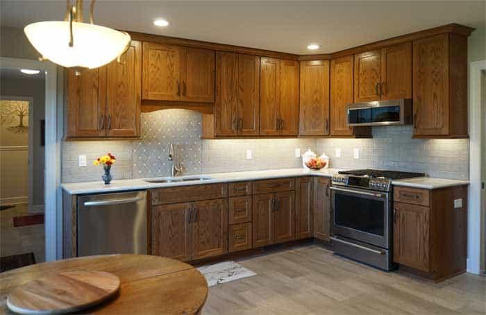 Lynchburg area kitchen renovation project